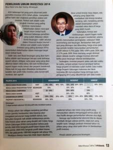 Infobank Edisi Spesial 2014 - Sonny Rina